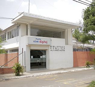 Biblioteca-Álvaro-Mutis